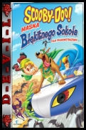 Scooby-Doo i maska Błękitnego Sokoła - Scooby-Doo! Mask of the Blue Falcon (2012) [DVDRip] [XviD-BiDA] [Dubbing PL]