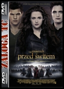 Saga Zmierzch: Przed świtem. Część 2 - The Twilight Saga Breaking Dawn Part 2 *2012* [BDRip] [XviD-BiDA] [Lektor PL]