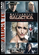 Battlestar Galactica. Plan - The Plan *2009* [DVDRip] [XviD-DiSCOVERS] [Lektor PL] [RABBiT]