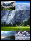 30 Amazing Nature Around the World HD Wallpapers [Mix Res] [SET 24] [.jpg]