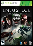 Injustice: Gods Among Us (2013) [XBOX360-SWAG] [MULTI9/PL] [RF] [.ISO]