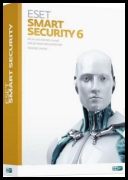 ESET Smart Security 6  v6.0.306.7 [32&64 BIT] [Box Mara Fix 1.7] [PL]