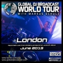 Markus Schulz - Global DJ Broadcast: World Tour - London, England [SBD] [13.06]  *2013* [mp3@320kbps]