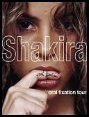 Shakira - Oral Fixation Tour (2007) [720p] [BDRip] [MKV]