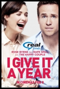 Daję nam rok / I Give It a Year (2013) [DVDRip] [RMVB] [Lektor PL]