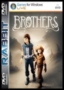 Brothers: A Tale of Two Sons *2013* [FLT] [DVD5] [.iso] [MULTi10/ENG] [RABBiT]