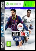 FIFA 14 *2013* [MULTi3/ENG] [REPACK] [XBOX360-iNSOMNi] [PAL] [.iso] [RABBiT]