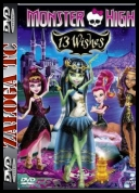 Monster High: 13 życzeń / Monster High 13 Wishes *2013* [DVDRip] [XviD-AQOS] [ENG] [@llan]