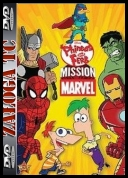 Fineasz i Ferb : Misja Marvel / Phineas And Ferb Mission Marvel  *2013* [DVDRip] [XviD-AQOS] [ENG] [@llan]