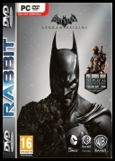 Batman: Arkham Origins *2013* [MULTi9/PL] [Steam-Rip] [RG.GameWorks] [DVD9] [.exe/.bin] [RABBiT]