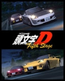 Initial D 5th Stage (2012) [TVRip] [x264] [Napisy PL]