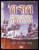 Asia  - America: Live In The USA - Featuring John Payne *2005* [PAL] [DVD5]