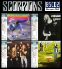 Scorpions - 4 Blu-spec CD2 Albums Collection (2013) [FLAC]