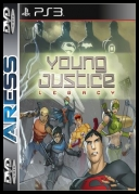 Young Justice: Legacy *2013* [ENG] [PS3-iMARS] [RF] [.iso] [Aress]