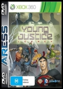 Young Justice: Legacy *2013* [ENG] [XBOX360-iMARS] [PAL] [.iso] [Aress]
