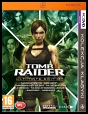 Tomb Raider: Ultimate Edition *1996-2008* [PL] [3DVD] [.iso]