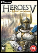 Heroes of Might & Magic V *2006* [PL] [.iso]