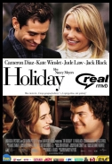Holiday / The Holiday (2006) [DVDRip] [RMVB] [Lektor PL]