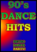 VA - Dance Hits 90`s - Retro Dance Party (1990-1999) [4 x] [DVD9]