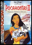 Pocahontas II - Podróż do Nowego Świata - Pocahontas II: Journey to a New World *1998* [DVDRip] [XviD-NoGrp] [Dubbing PL]