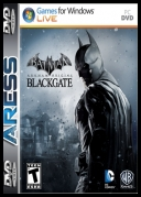 Batman: Arkham Origins Blackgate - The Deluxe Edition *2014* [MULTi6/ENG] [RELOADED] [DVD5] [.iso]