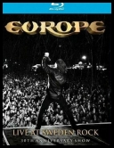 Europe: Live at Sweden Rock - 30th Anniversary Show *2013* [BDRip] [720p] [mkv]