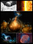30 Space Planets and Universe Best HD Wallpapers { SET- 31 } [JPG]