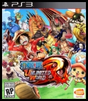 One Piece: Unlimited World Red *2014* [ENG] [PS3] [EUR] [iso]