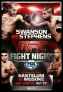 UFC Fight Night 44 Swanson vs Stephens Prelims 29th June (2014) [HDTV] [x264-Sir Paul] [ENG] [mp4]