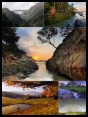 30 Amazing Nature Around the World Super HD Widescreen Wallpapers { SET 103 } [JPG]