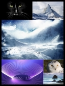 30 Dreamy Unseen Desktop 3D Super HD Wallpapers { SET 258 } [JPG]