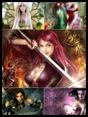 30 Sexy Fantasy Mythical Girls 3D Super Wallpapers { SET 67 } [JPG]