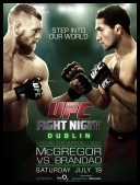 UFC Fight Night Dublin 19th July  (2014) [HDTV] [x264-Sir Paul] [ENG] [mp4]