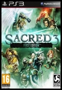 Sacred 3 *2014* [ENG] [PS3] [EUR] [iso]
