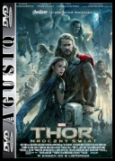 Thor: Mroczny świat - Thor: The Dark World *2013* [BRRip] [XviD-MiNS] [Lektor PL] [AgusiQ]