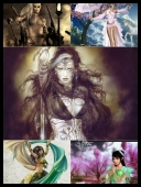 30 Sexy Fantasy Mythical Girls 3D Super Wallpapers { SET 79 } [Mix Res] [JPG]