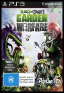 Plants vs Zombies: Garden Warfare *2014* [ENG] [PS3] [EUR] [iso]