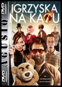 Igrzyska na kacu - The Hungover Games *2014* [480p] [BRRip] [AC3] [XviD-sav] [Lektor PL] [AgusiQ]
