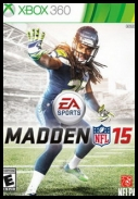 Madden NFL 15 *2014* [ENG] [XBOX360-COMPLEX] [RF] [iso]