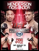 UFC Fight Night Henderson vs Dos Anjos 23rd Aug  (2014) [HDTV] [x264-Sir Paul] [ENG] [mp4]