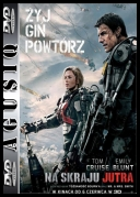 Na skraju jutra - Edge of Tomorrow *2014* [WEB-DL] [XViD-MiNS] [Napisy PL] [AgusiQ]