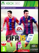 FIFA 15 *2014* [MULTI3/ENG] [DVD9] [XBOX360-COMPLEX] [PAL] [RF] [.ISO]