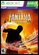 Disney Fantasia: Music Evolved *2014* [ENG] [DVD9] [XBOX360-COMPLEX] [PAL] [RF] [.ISO]