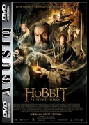 Hobbit: Pustkowie Smauga - The Hobbit: The Desolation of Smaug *2013* [EXTENDED] [BRRiP] [XViD-MORS] [Lektor PL] [AgusiQ]
