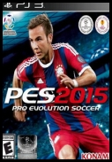 Pro Evolution Soccer 2015 *2014* [ENG] [DVD9] [PS3-DUPLEX] [RF] [.ISO]