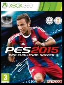 Pro Evolution Soccer 2015 *2014* [ENG] [DVD9] [XBOX360-COMPLEX] [NTSC]  [.ISO]
