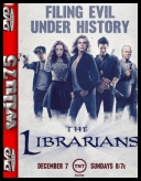 Bibliotekarze - The Librarians US [S01E09-E10] [480p] [HDTV] [AC3] [XviD-Ralf] [Lektor PL]