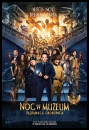 Noc w muzeum: Tajemnica grobowca / Night At The Museum Secret Of The Tomb (2014) [480p.BRRip.XviD.AC3-M4RULEK] [Dubbing PL]