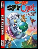 Tom and Jerry: Spy Quest *2015* [WEB-DL] [XviD-KiT] [Dubbing PL]