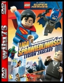 LEGO: Liga Sprawiedliwości - Legion Zagłady - Lego DC Comics Super Heroes: Justice League: Attack of the Legion of Doom! *2015* [BRRip] [XviD-K12] [Lektor PL]